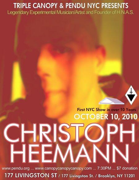 Christoph Heeman
