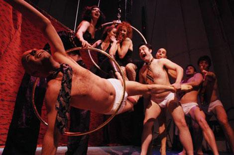Cirque yes