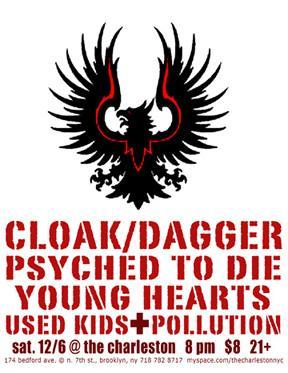 Cloak/Dagger