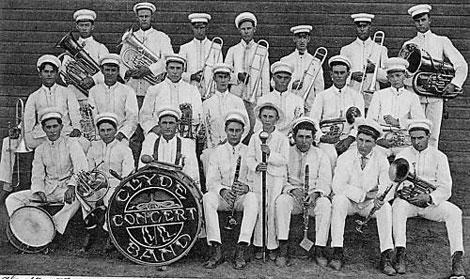 Clyde Concert Band