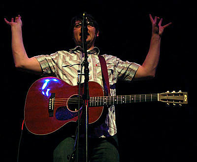 Colin Meloy at Town Hall