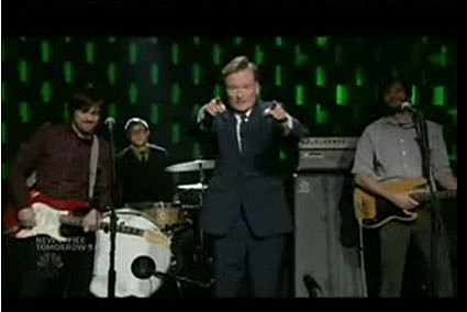 Tapes n tapes on conan