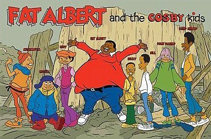 Bill Cosby Kids