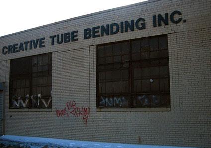 Creative Tube Bending