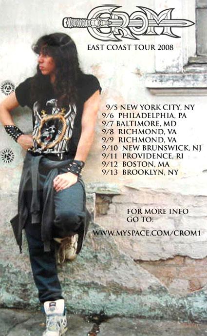 Crom Tour