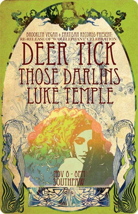 Deer Tick poster