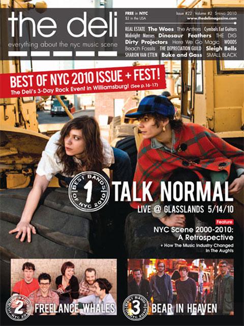 Deli Magazine Fest