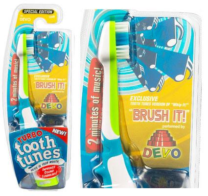 Devo toothbrushes