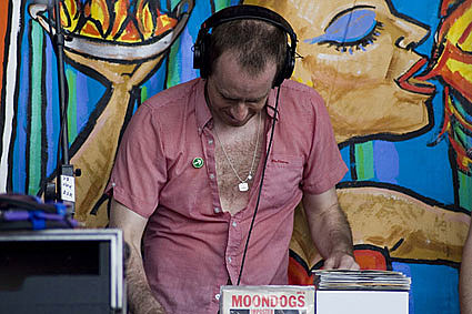 DJ Ted Leo