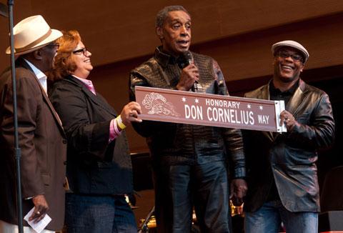 Don Cornelius Way