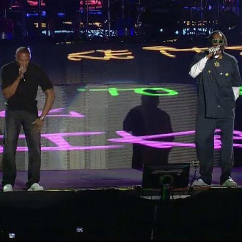 Dr  Dre & Snoop Dogg @ Coachella setlist & pics (hologram Tupac