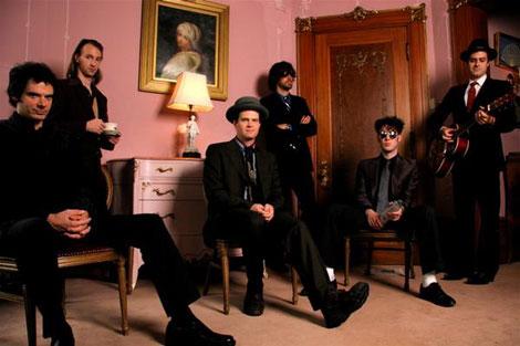 Electric Six – 2009 Tour Dates (Maxwell's / Bowery Ballroom)