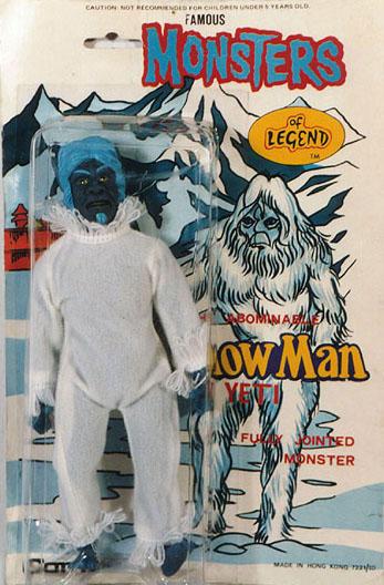 Famous Snowman