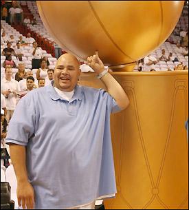 Fat Joe stole my basketball