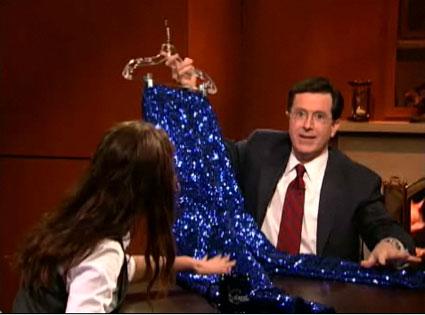 Feist on Colbert