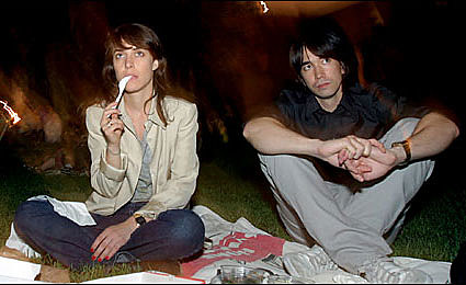 Feist and Patrick Daughters