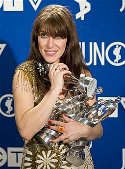 Feist and 5 Juno Awards