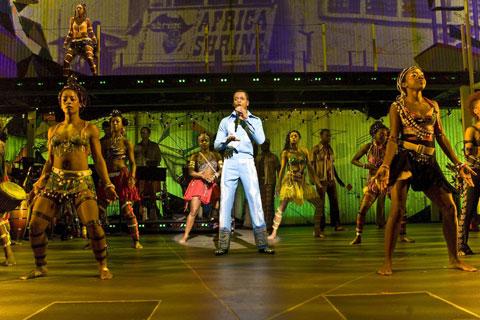 Fela! still on Broadway & going to London, the soundtrack