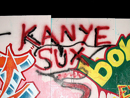 F Kanye West