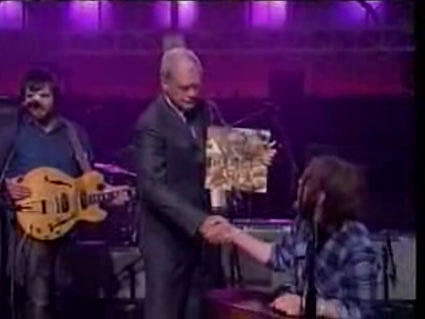 Fleet Foxes on Letterman
