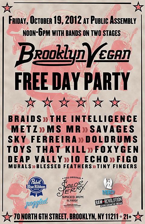 BV day party