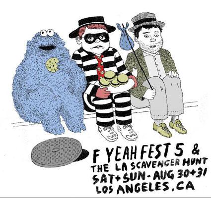 F Yeah Fest