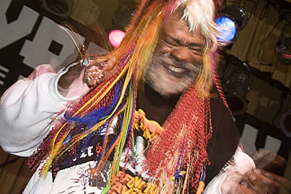 George Clinton @ Warsaw