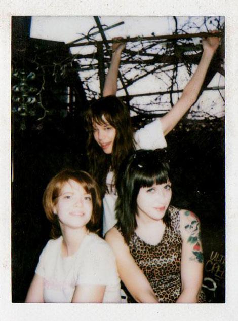 Girls at Dawn