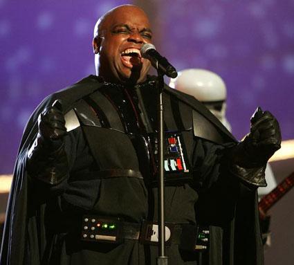 Gnarls Darth Barkley Vader