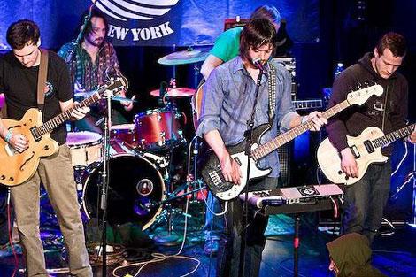 Grails Band Tour