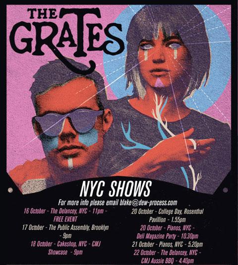 Grates