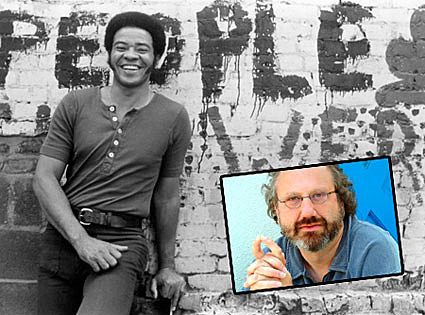 Hal Wilner and Bill Withers