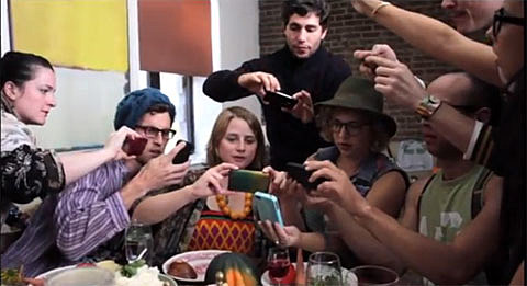 Hipster Thanksgiving