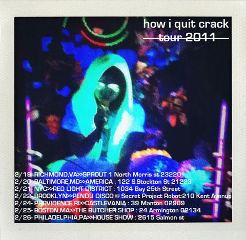 How I quit Crack