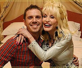 Jake Shears & Dolly Parton