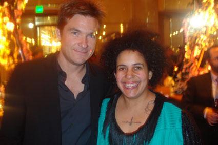 Jason Bateman and Kimya Dawson