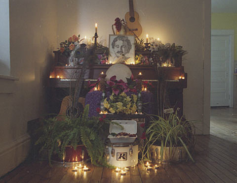 Castlemusic Shrine