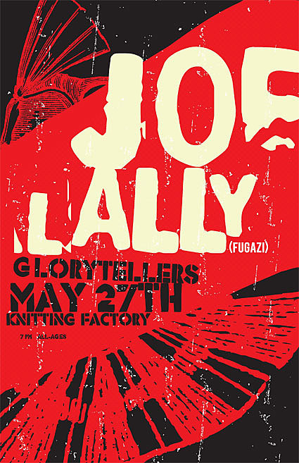 Joe Lally and Glorytellers