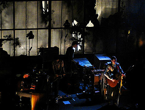 Jonsi S Album Is Out Amp His Tour Kicked Off Last Night In