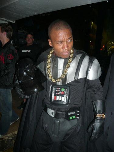 Lupe Fiasco Darth Vader