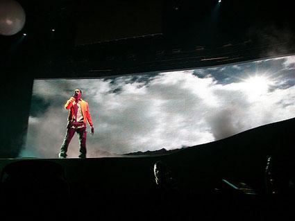Kanye @ MSG