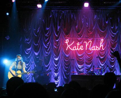 Kate Nash @ Webster Hall