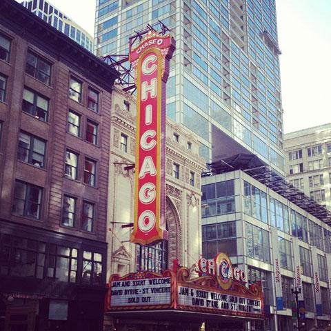 Kelly Pratt in Chicago
