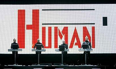 Kraftwerk @ Coachella