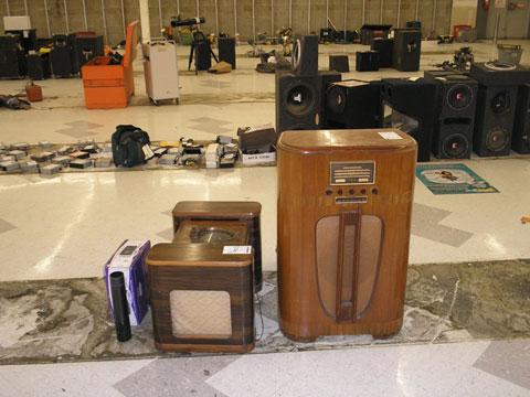 lost radios