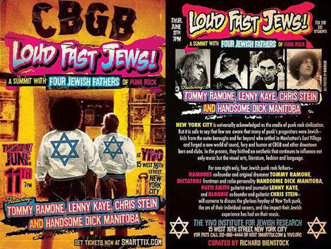 Loud Fast Jews