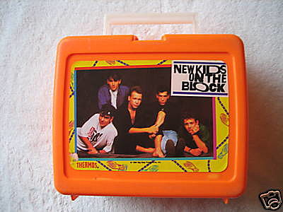 New Kids on the BLock lunch box