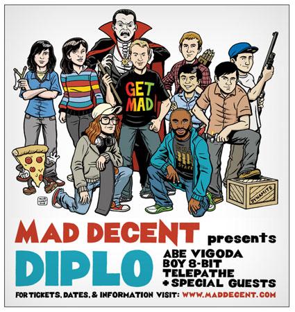 Mad Decent Tour