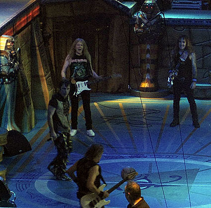 Iron Maiden @ MSG