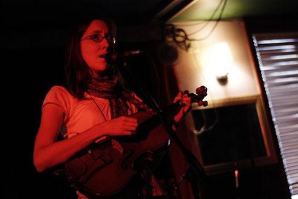 Marla Hansen @ Pianos